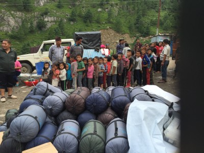 Well-mannered Timuri Children
