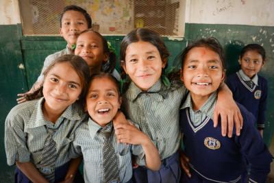Les défis de l'éducation au Népal